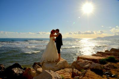 Hochzeits-Bilder in Bella Italia
